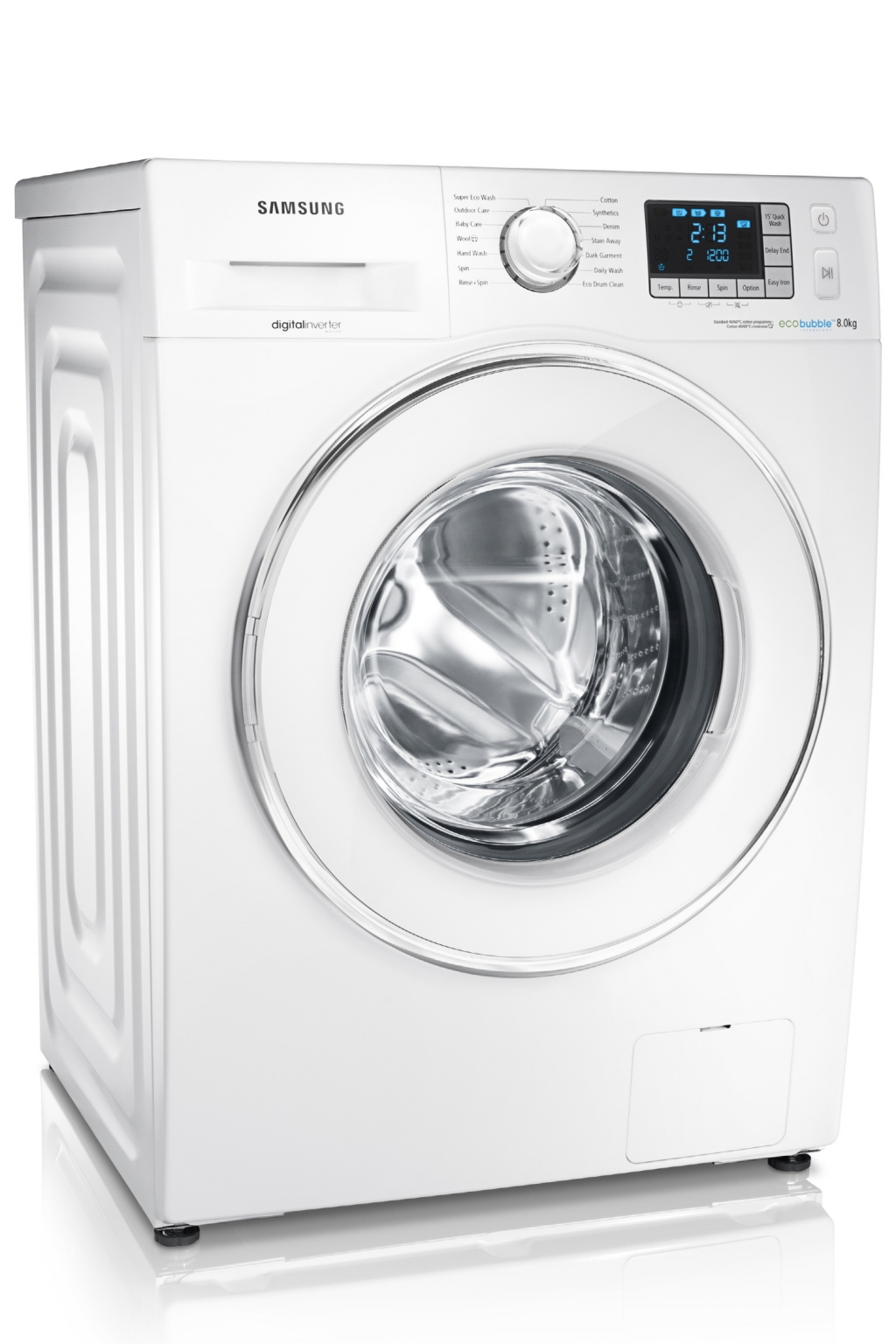 Samsung Home Appliances Continue to Grow in European Market in 1H