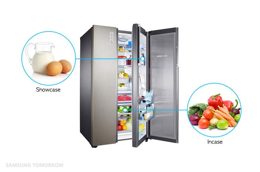 Design Evolution of Samsung Digital Appliances Driven by Thoughtful Design