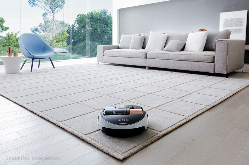 POWERbot: A Powerful Robot to Help With Your Chores