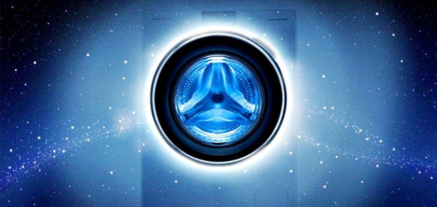 The Journey of the WW9000 Crystal Blue Washer