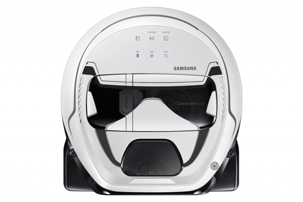 Samsung Launches Star Wars Limited Edition of POWERbot™ Robot Vacuum