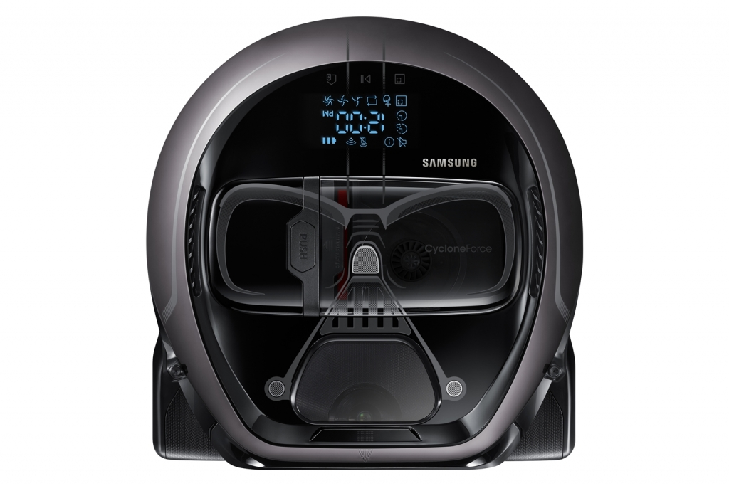Samsung Launches Star Wars Limited Edition of POWERbot:tm: Robot Vacuum