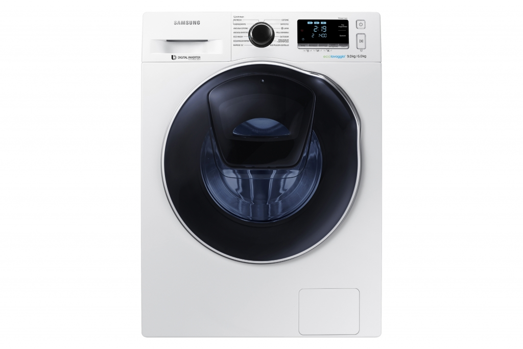 Samsung Expands AddWash Washing Machine Range with 'Washer-Dryer Combo' and 'Slim' Lineups