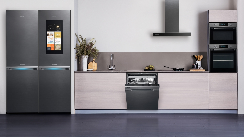Samsung Unveils Three New Built-in Kitchen Appliance Lineups Designed for the Contemporary European Consumer
