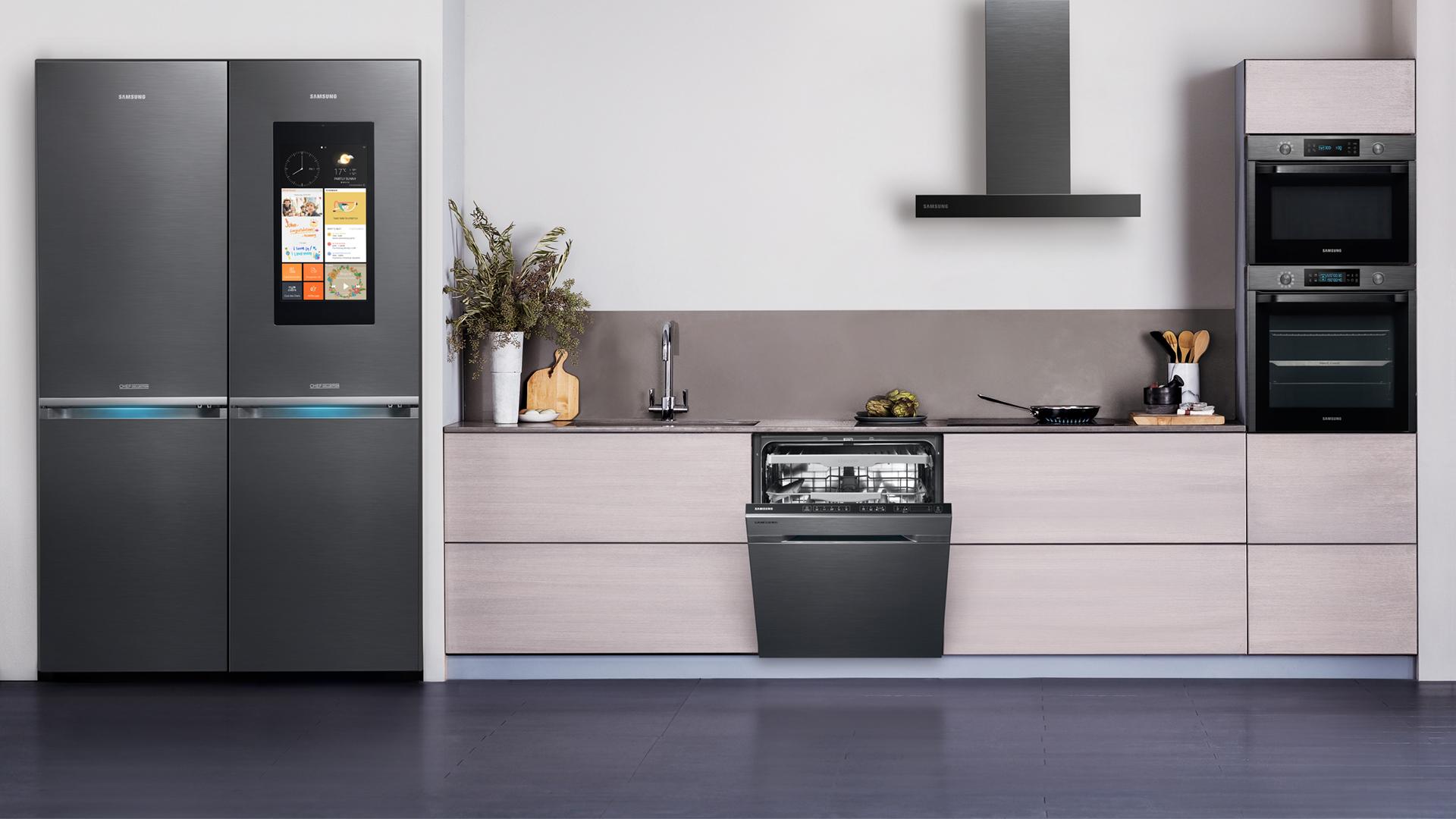 Samsung Unveils Three New Built-in Kitchen Appliance Lineups ...