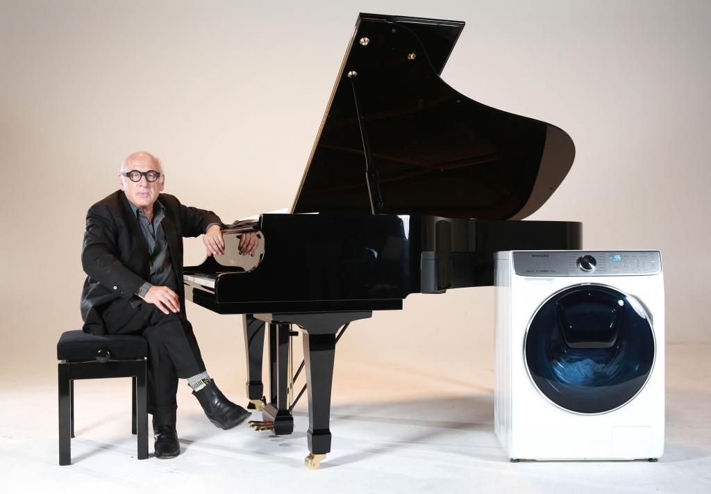 Samsung Presents: Washing Machine – The Movie