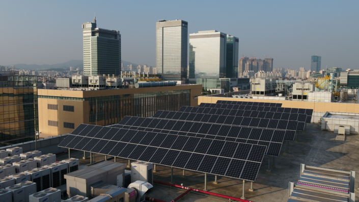 Samsung Electronics to Expand Use of Renewable Energy