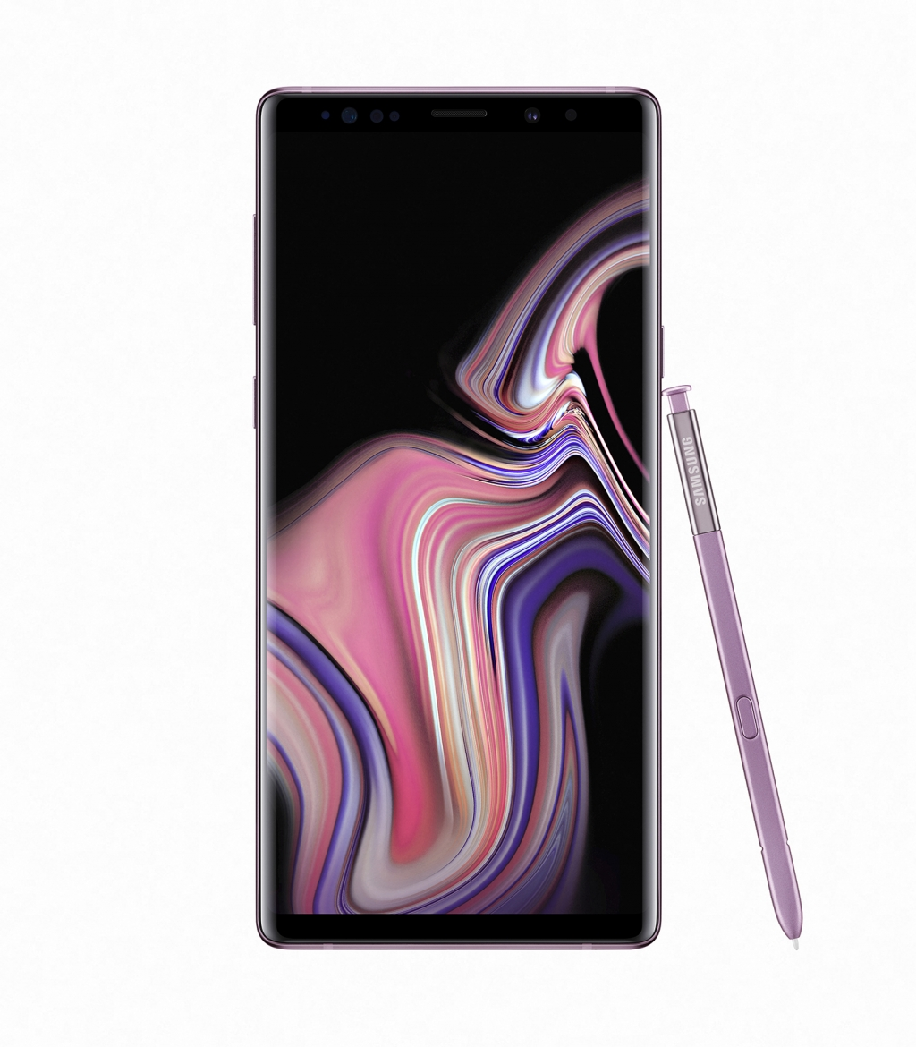 The New, Super Powerful Galaxy Note9: For Those Who Want it All
