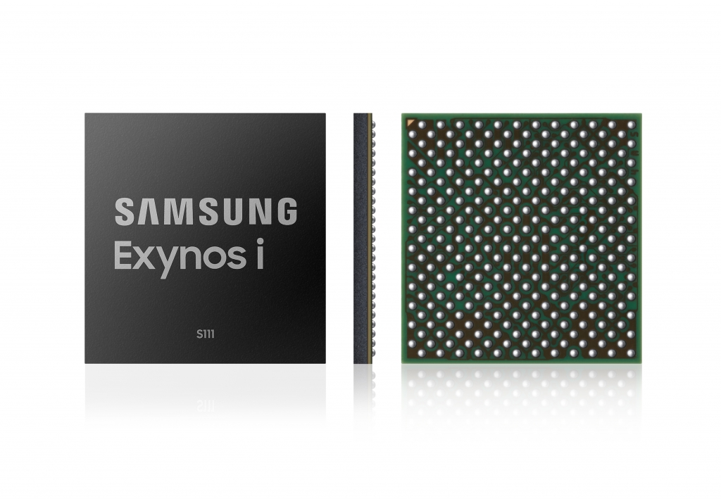 Samsung's Exynos i S111 Delivers Efficiency and Reliabilityfor NB-IoT Devices