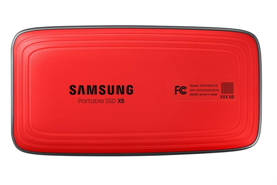 Samsung Electronics Advances External Storage Innovation with New Portable SSD X5