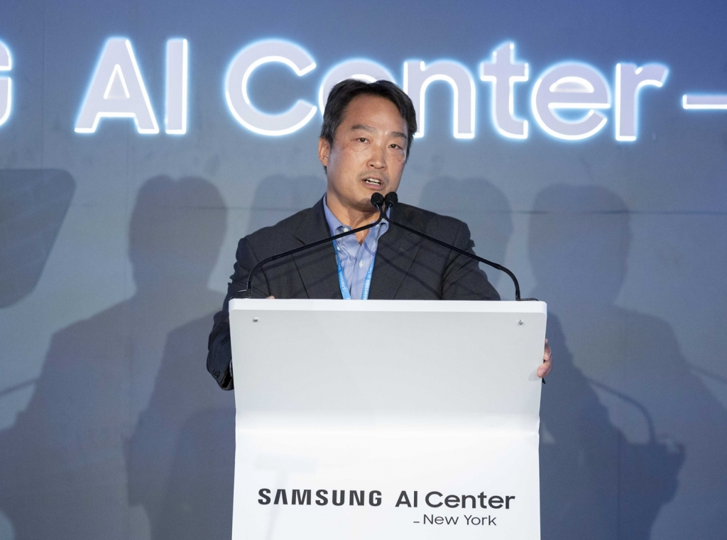 Samsung Electronics Opens a New AI Center in New York City
