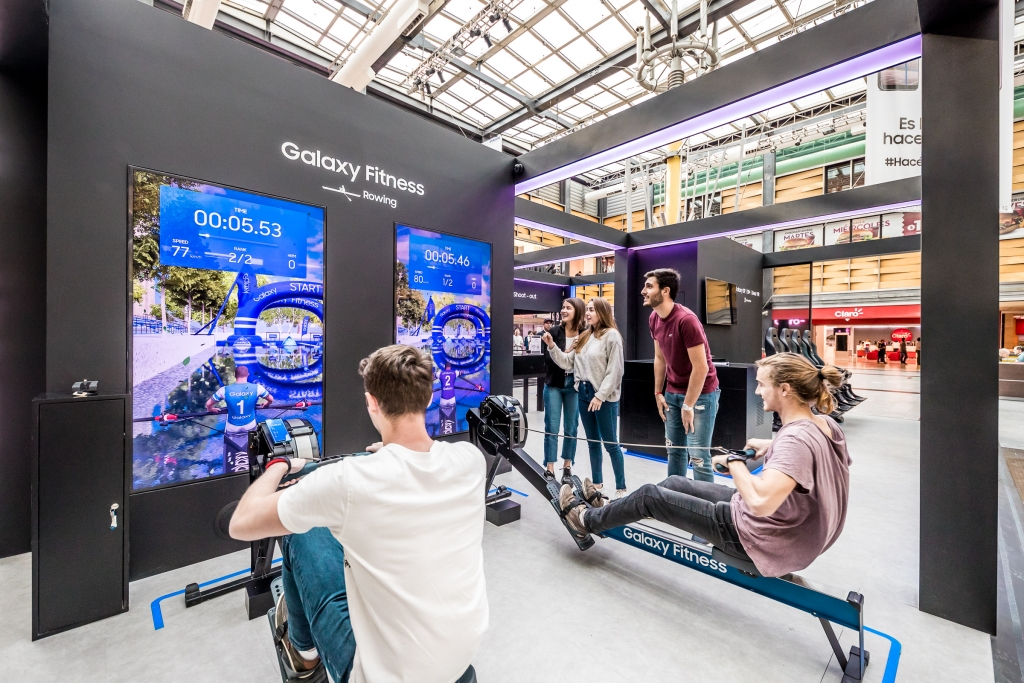 Samsung Brings #DoWhatYouCant Spirit to the Youth Olympic Games Buenos Aires 2018