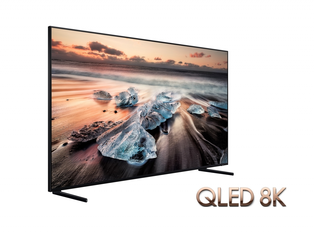 Rave Reviews for Samsung QLED 8K TV