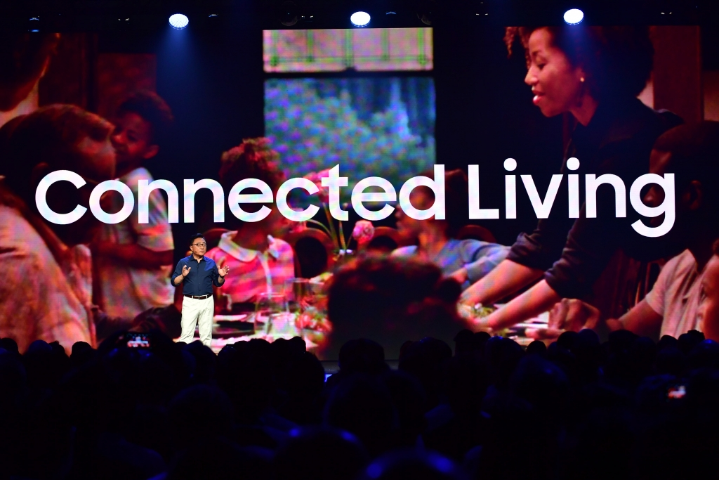 [Photo] SDC18 Keynotes Reveal a Roadmap Toward a 'Connected Living' Future