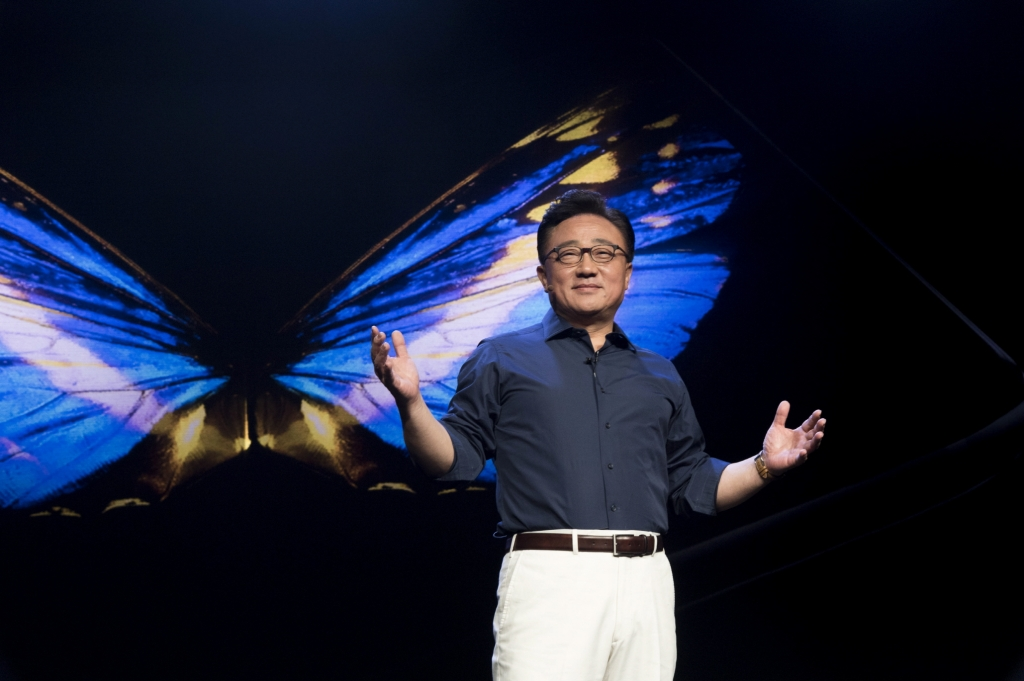 SDC18: Samsung Reveals Breakthroughs in Intelligence, IoT and Mobile UX