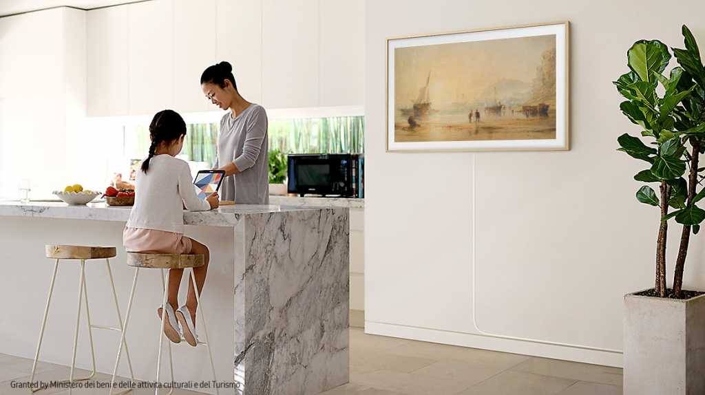 Samsung Electronics Announces New Premiere Partnerships for 'The Frame'