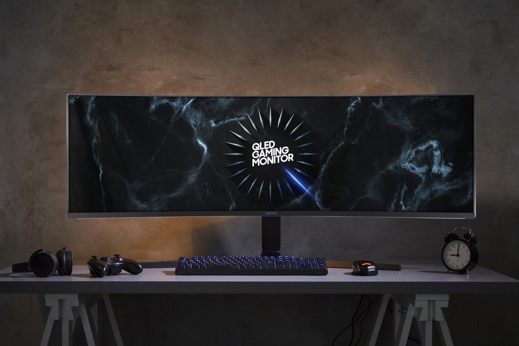 Samsung's New 2019 Monitors Are Designed for Modern Workspaces and Next Generation Gaming