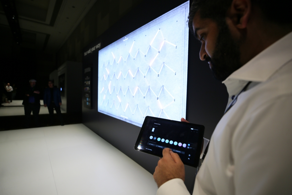 Samsung Unveils The Future of Displays with Groundbreaking Modular Micro LED Technology at CES