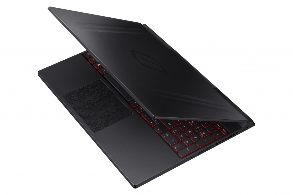 Samsung Unveils New High-End Gaming Laptop with the Notebook Odyssey