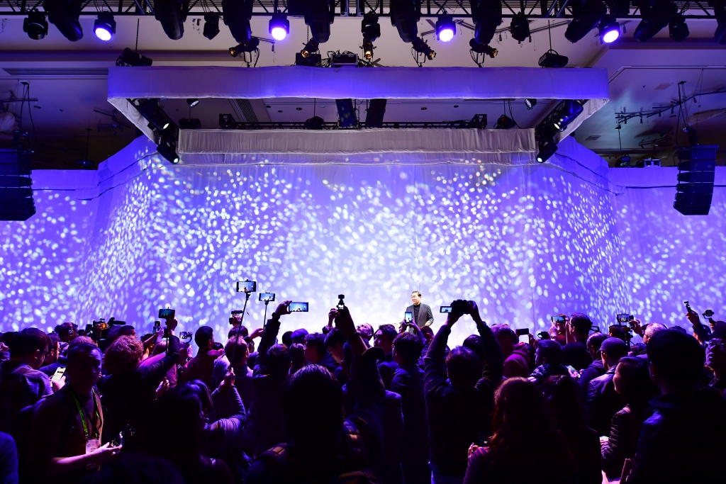 [Photo] No Boundaries, Endless Possibilities: A First Look at Samsung's Micro LED Displays