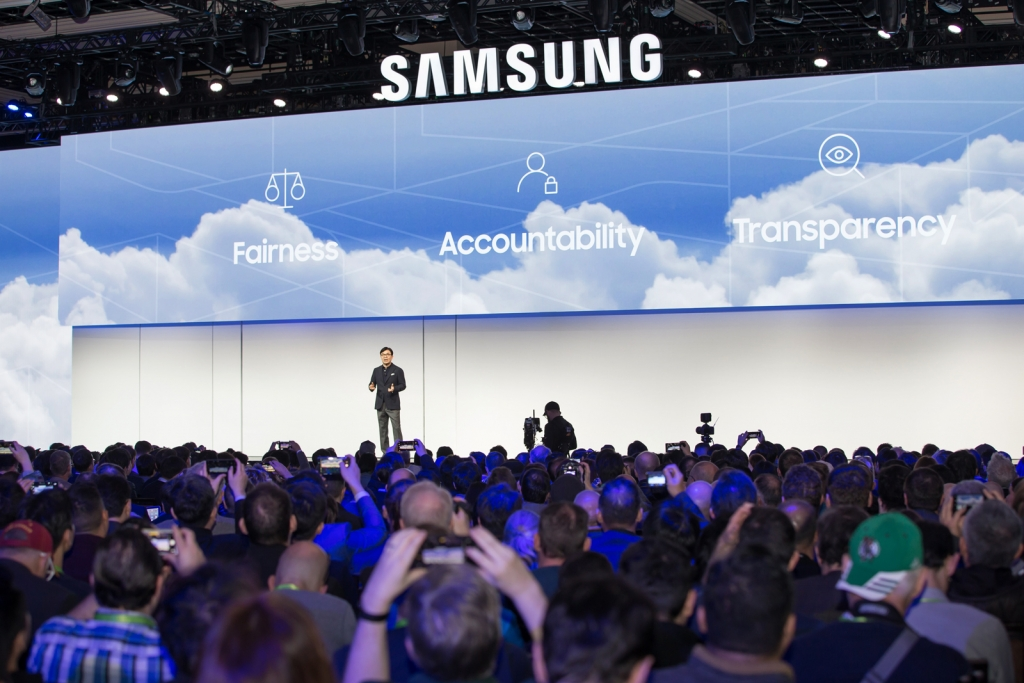 CES2019 Samsung Press Conference_HS Kim_President and CEO of Consumer Electronics Division Opening Remark
