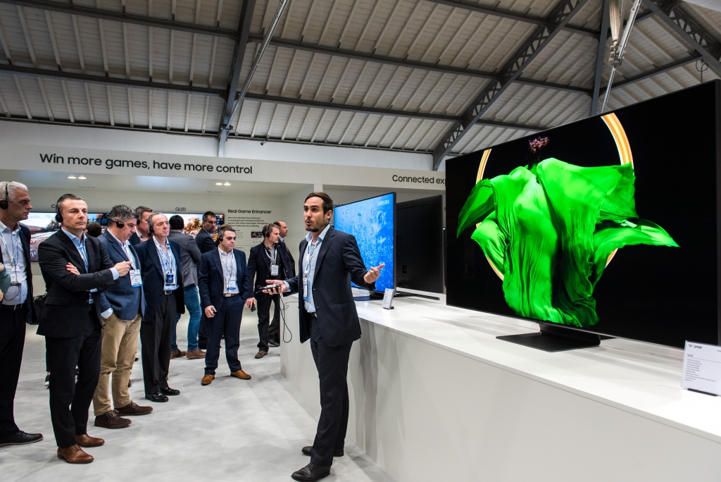 Samsung Showcases its Latest Products and Connected Solution at Samsung Forum 2019