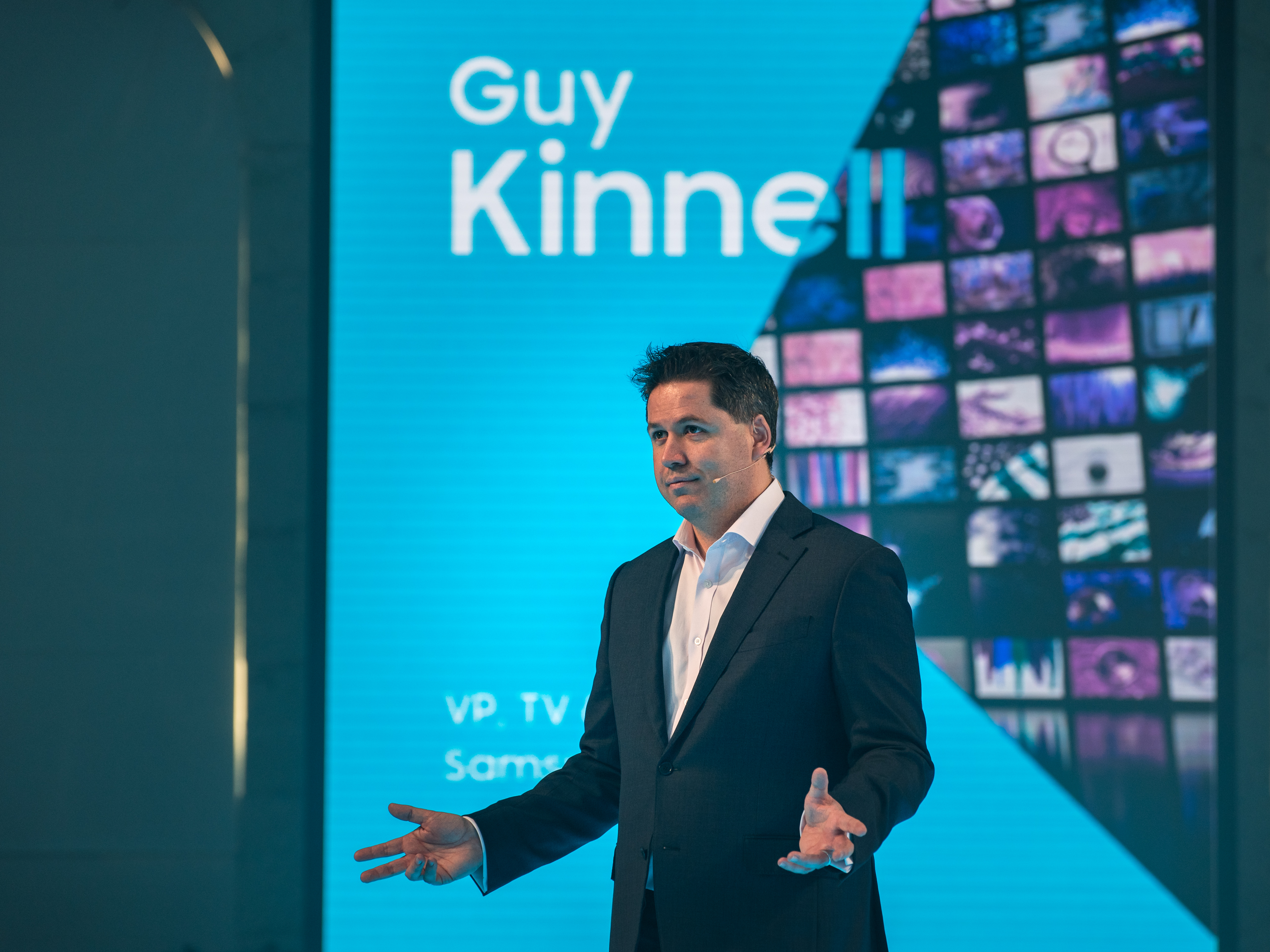 Samsung Showcases its Latest Products and Connected Solution at