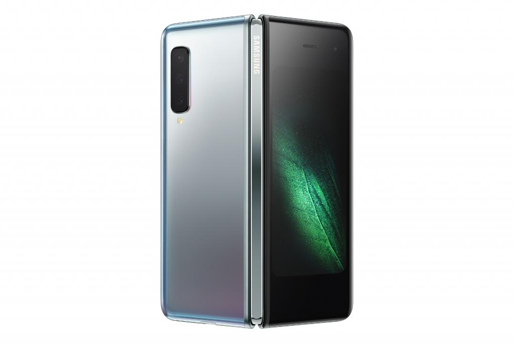 Samsung entfaltet die Zukunft mit einer völlig neuen Kategorie für Mobilgeräte: Einführung von Galaxy Fold