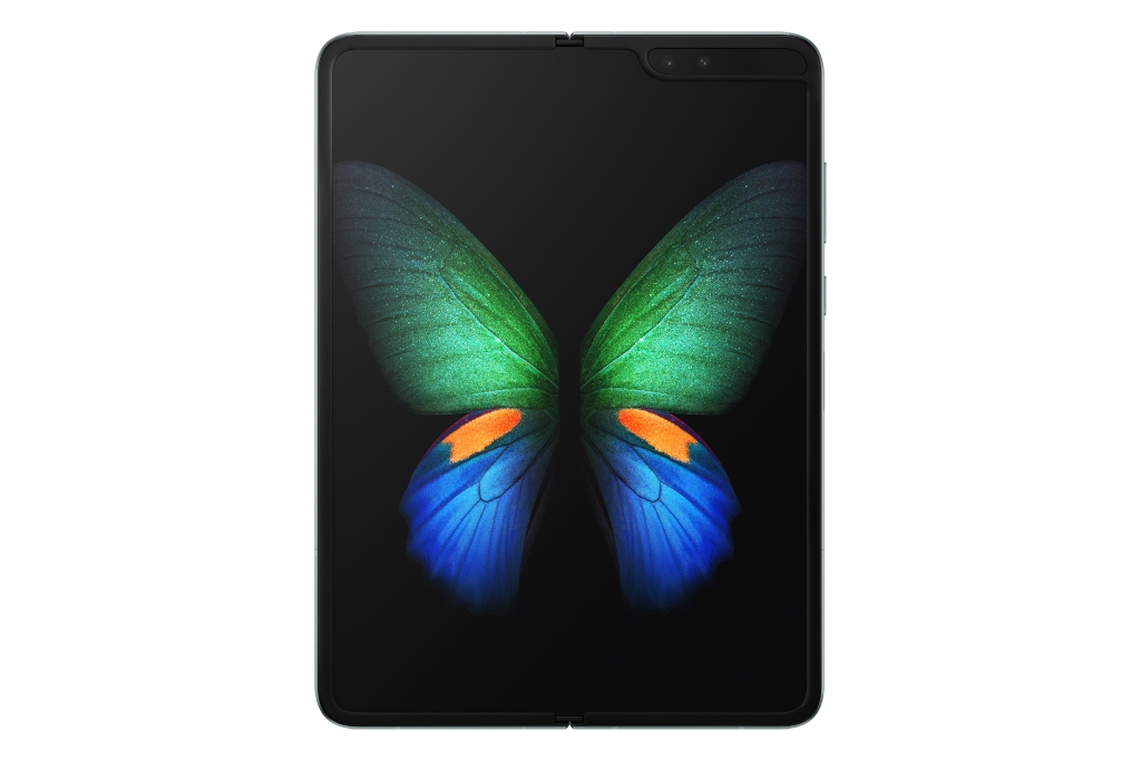 Samsung Unfolds the Future with a Whole New Mobile Category: Introducing Galaxy Fold