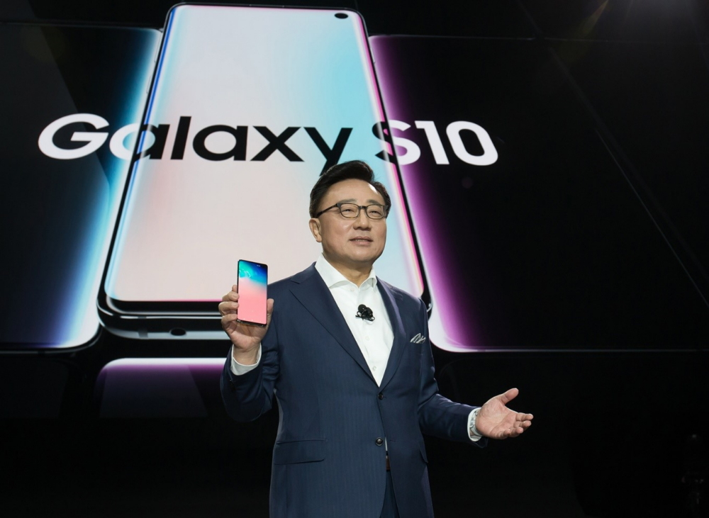 [Photo] Samsung Unfolds the Future of Mobile Technology at Galaxy Unpacked 2019