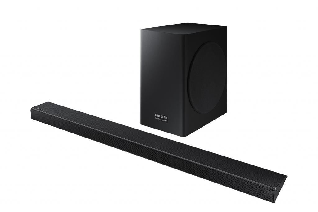 Samsung Announces New Q Series Soundbars Optimized for QLED TVs