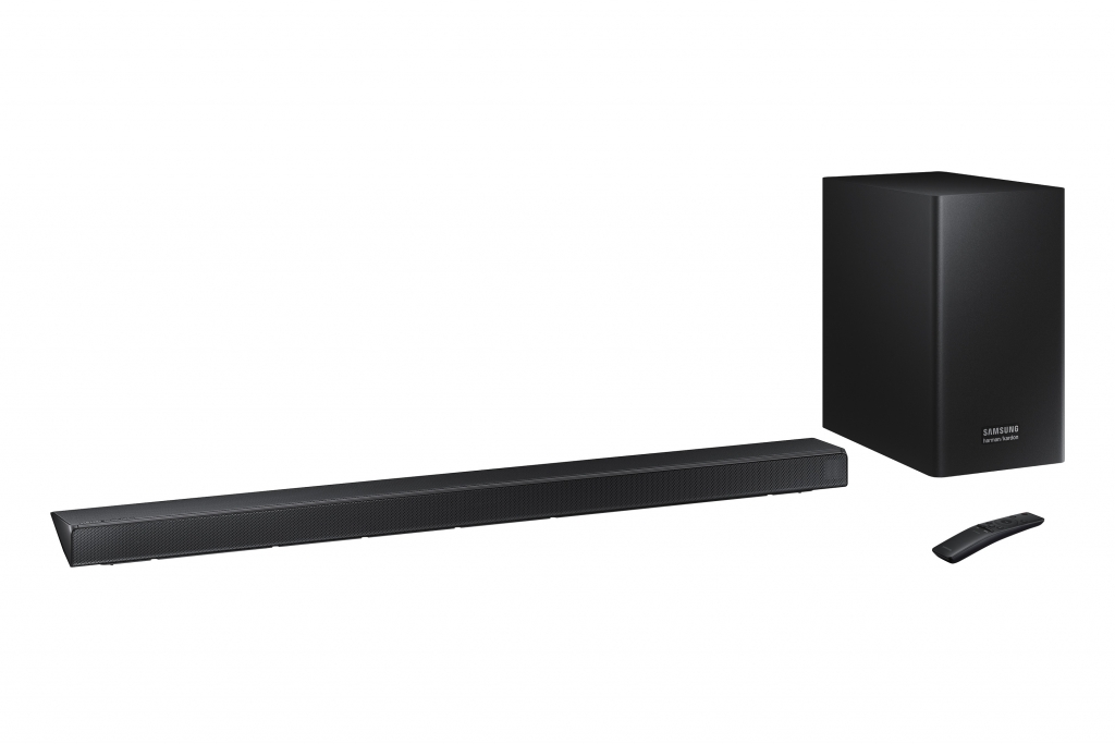 Samsung Announces New Q Series Soundbars Optimized for QLED TVs