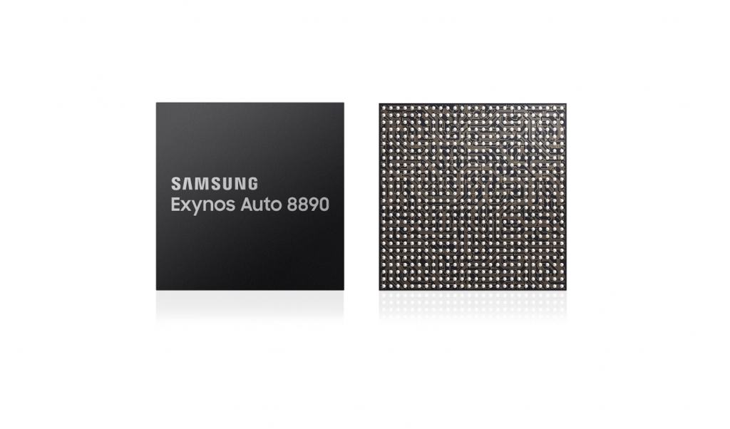 Samsung's Exynos Auto 8890 Powers In-Vehicle Infotainment System in the New Audi A4 and Upcoming Models