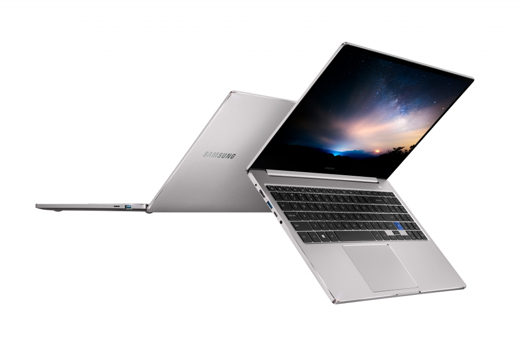 Samsung Enhances PC Portfolio with the Notebook 7 and Notebook 7 Force: Two New, Elegant Devices Built to Do What You Want