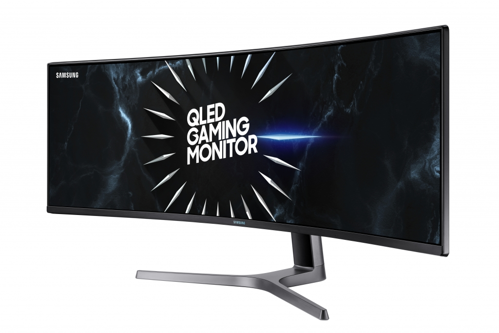 Samsung Launches 240Hz G-Sync Compatible Curved CRG5 Gaming Monitor in Europe at gamescom 2019