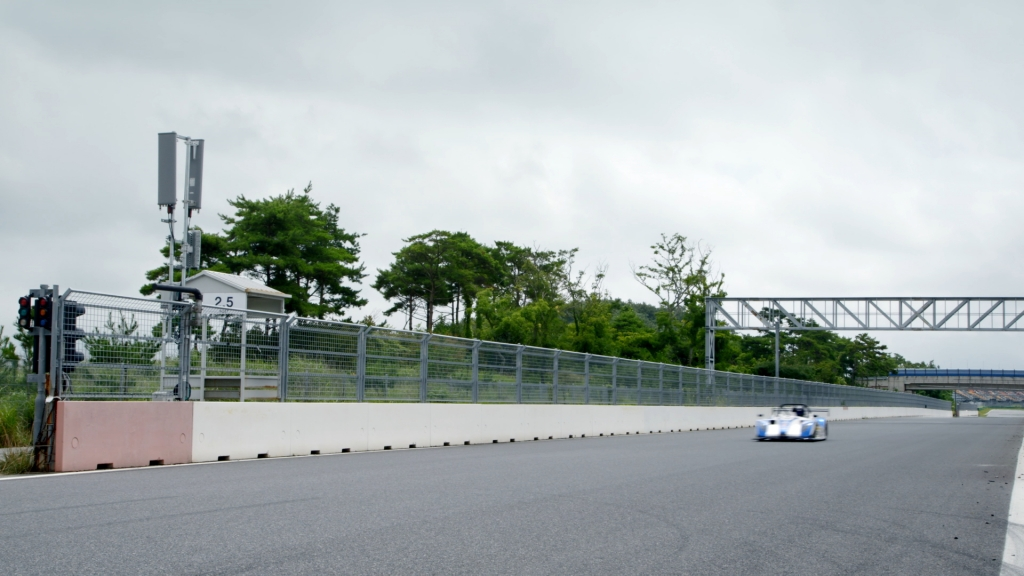 Samsung and SK Telecom Showcase Real-World 5G Use Case in High-Speed Motor Racing