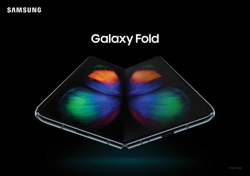 Samsung Galaxy Fold Now Available
