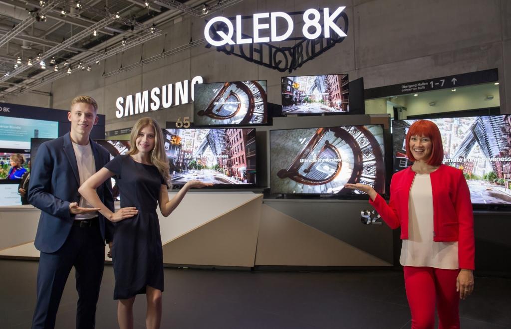 IFA 2019: Samsung Electronics Celebrates Five Decades of Designing Your Tomorrow