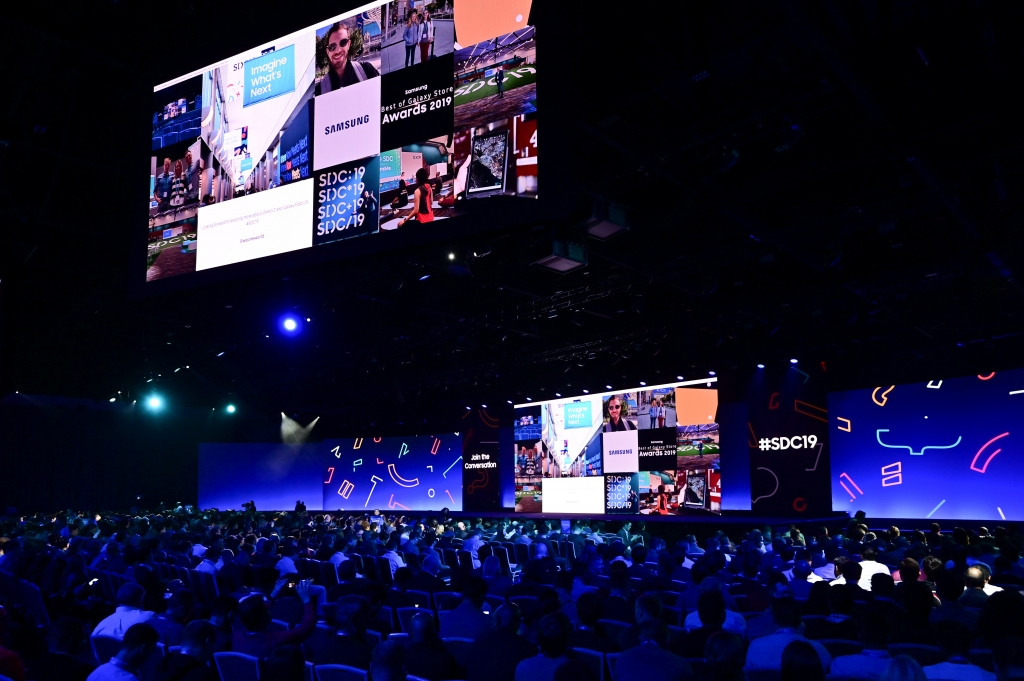 SDC19: Top Themes from Samsung's Developer Event