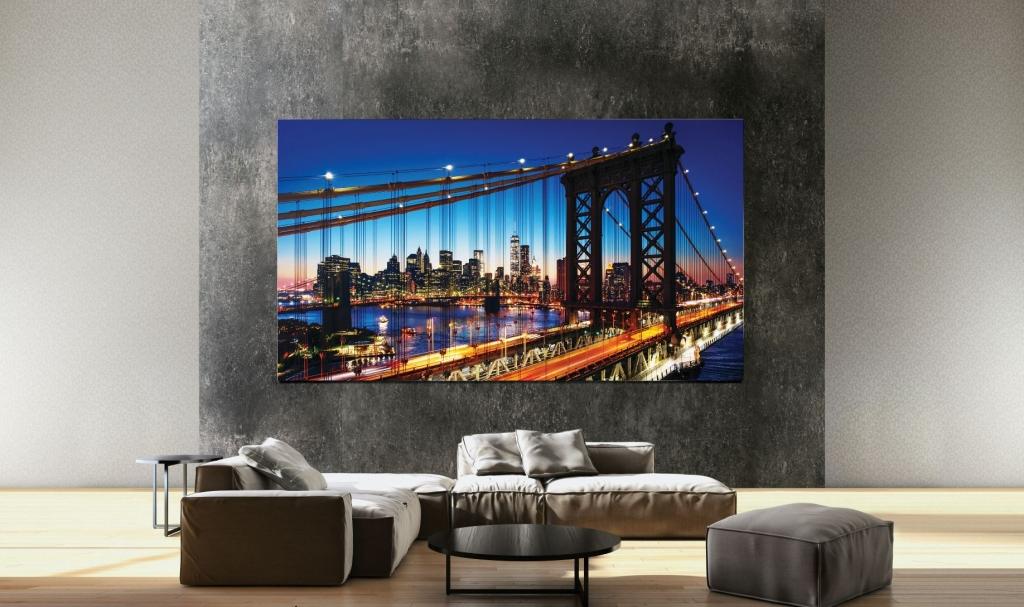 Samsung Electronics estrena líneas ampliadas de televisores MicroLED, QLED 8K y Lifestyle antes de CES 2020