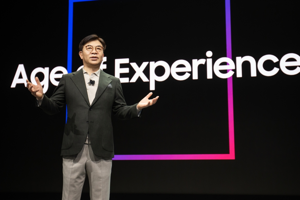 "Samsung Electronics Declares ""Age of Experience"" at CES 2020"