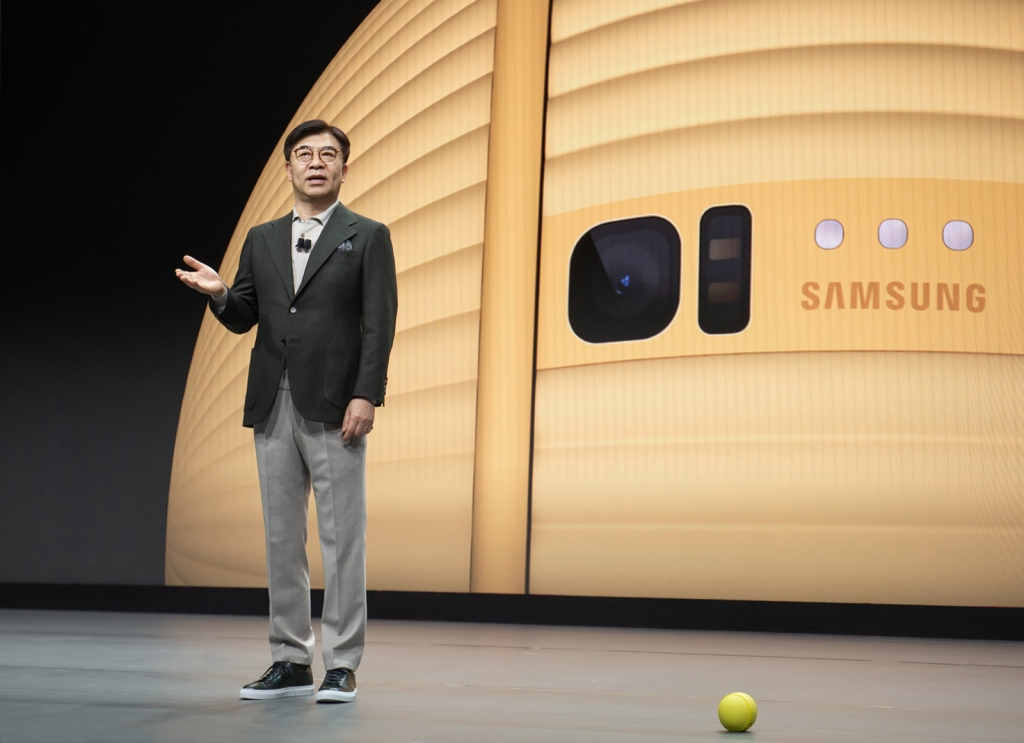 """Samsung Electronics Declares """"Age of Experience"""" at CES 2020"""