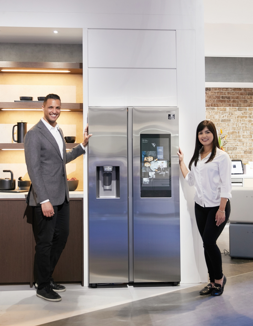 Samsung Proves It Is the Brand for the New Generation of Homeowners at KBIS 2020
