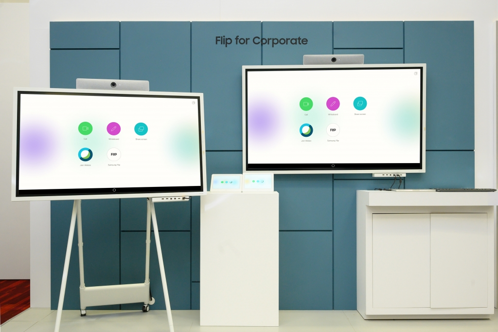 Samsung Showcases Industry-Leading Displays at ISE 2020