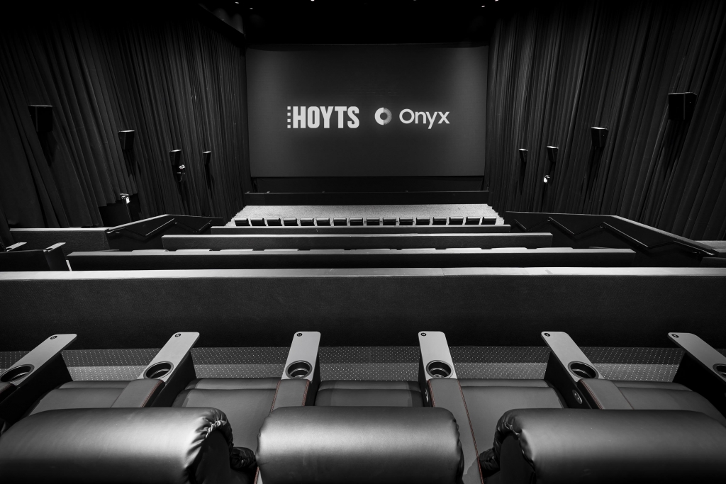 Samsung Unveils the First Onyx Cinema LED Screen in Australia