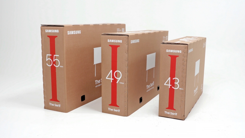 Samsung to Introduce 'Eco-Packaging' for Its Lifestyle TV Lineup