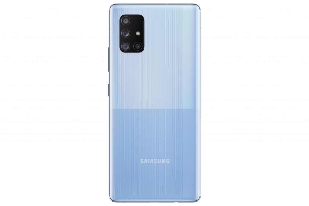 Samsung Announces the New Addition to 5G Smartphone Lineup: Galaxy A71 5G and Galaxy A51 5G