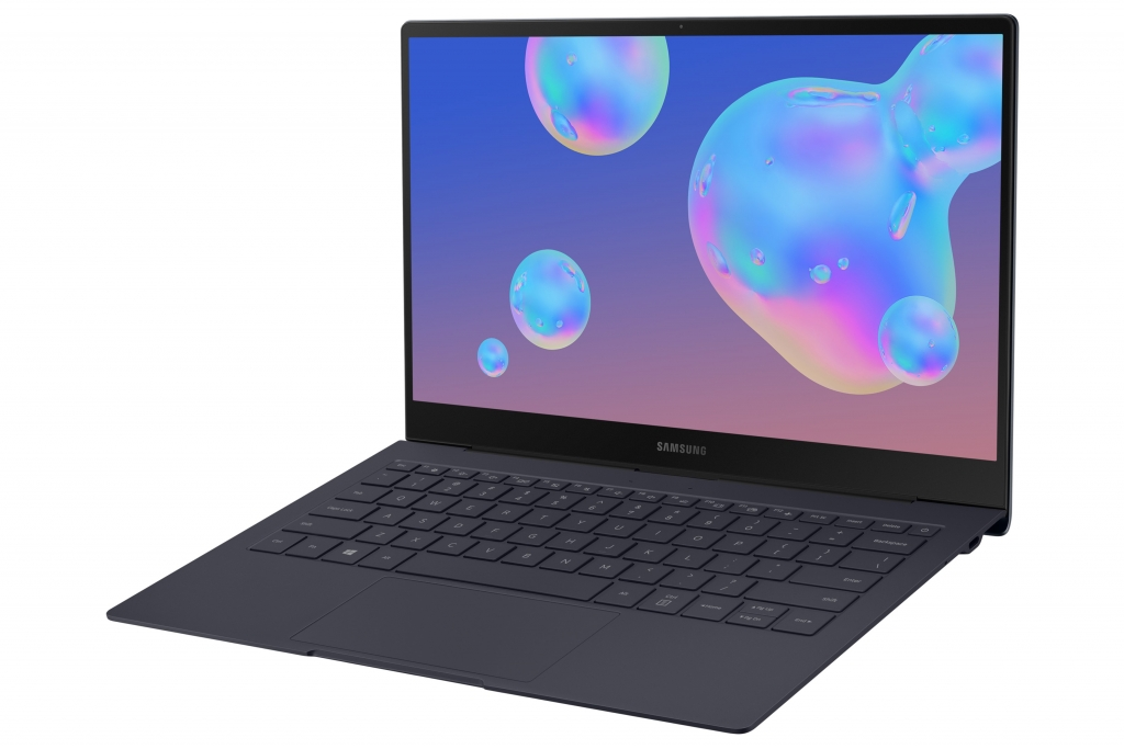 Experience the Next Level of Mobile Computing with Galaxy Book S