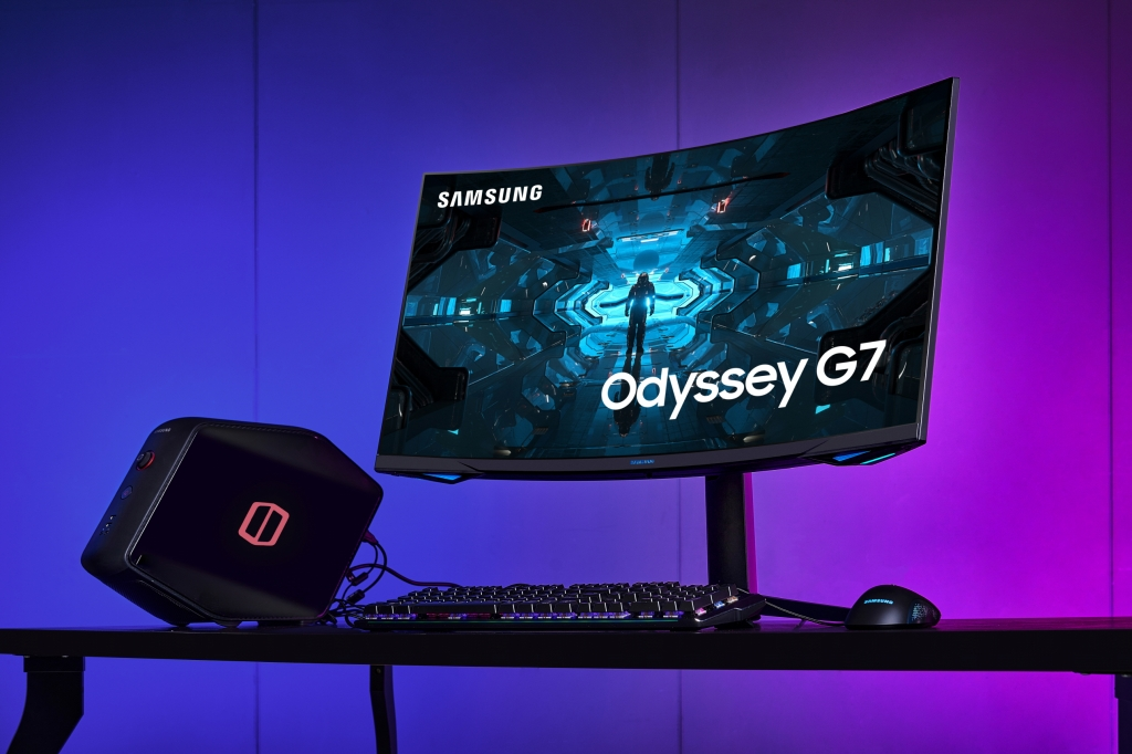 Samsung Globally Launches Odyssey G7 Curved Gaming Monitor