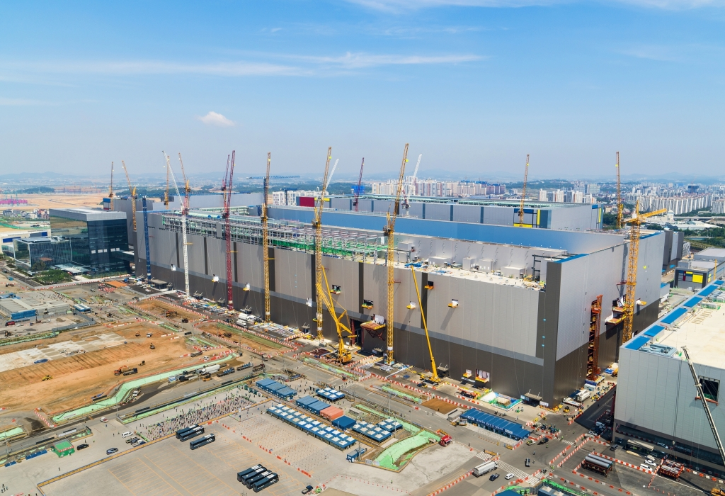 Samsung Announces New NAND Flash Facility to Address Future Data Center and Mobile Demands